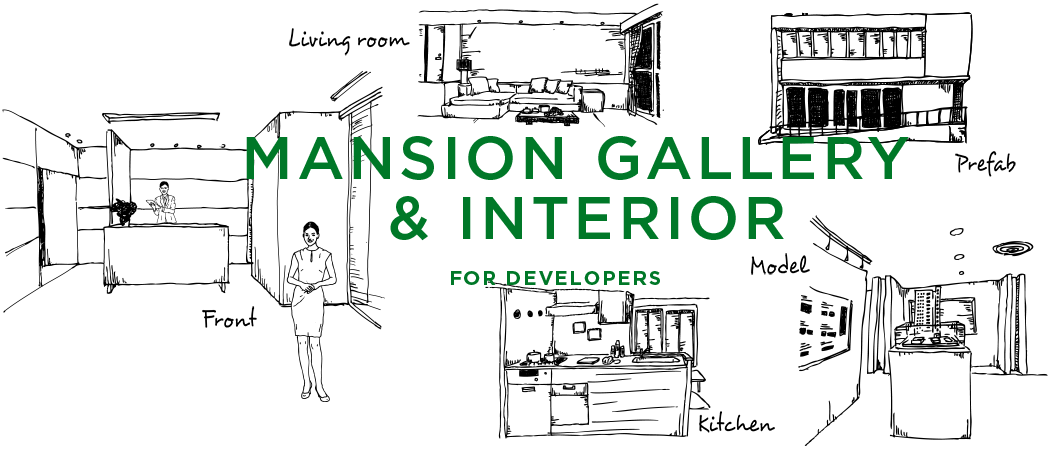 MANSION GALLERY FOR DEVELOPERS